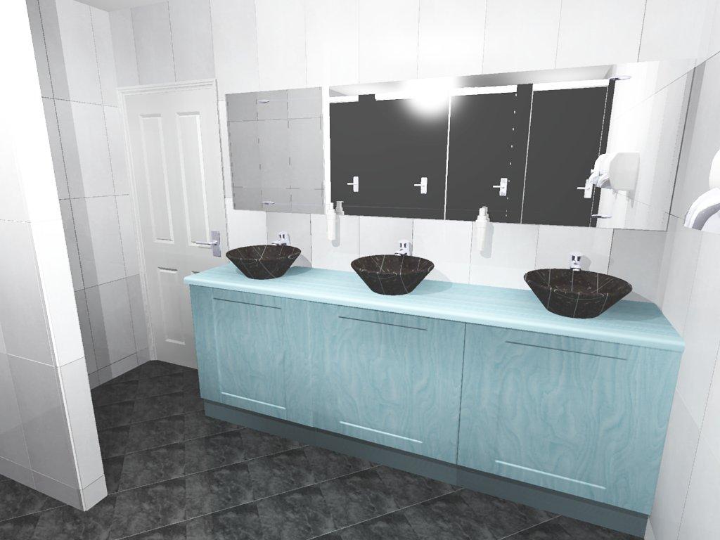 Bowl basins