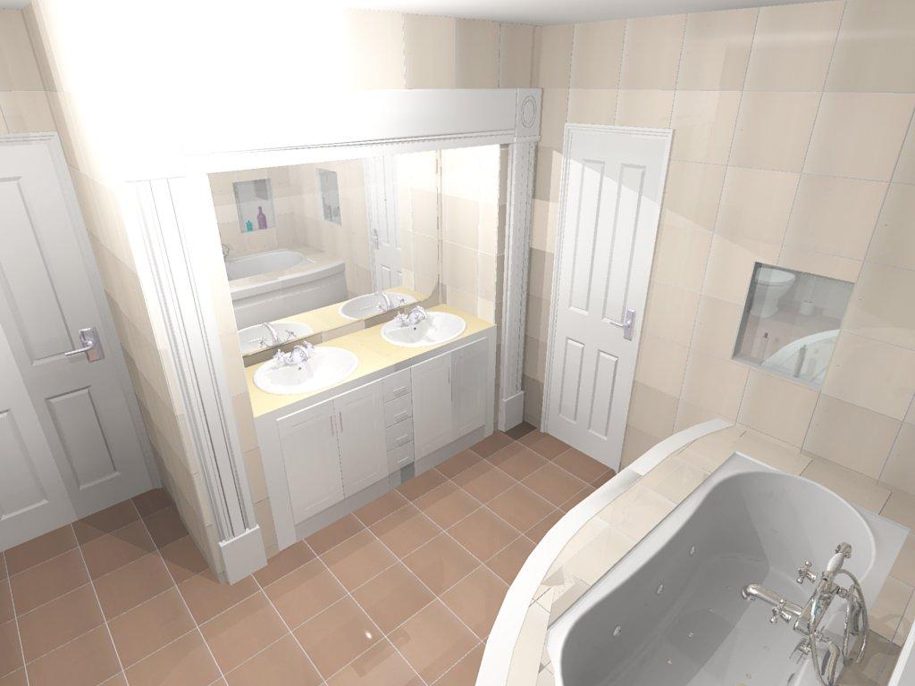 434 Bathrooms
