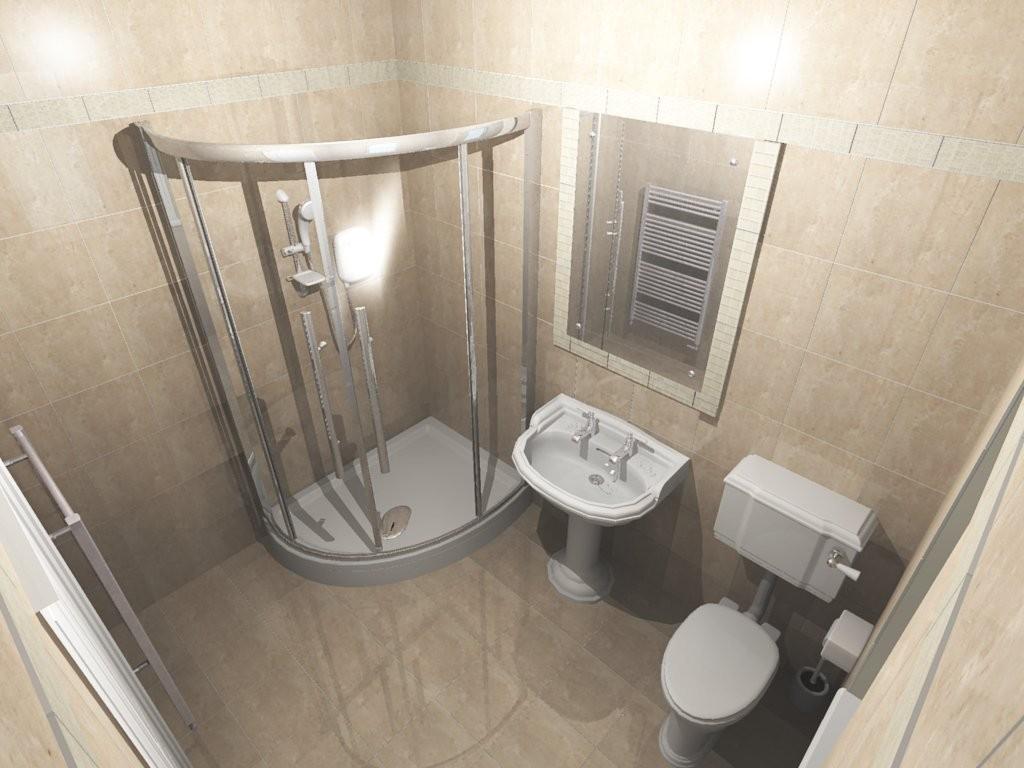 quadrant shower