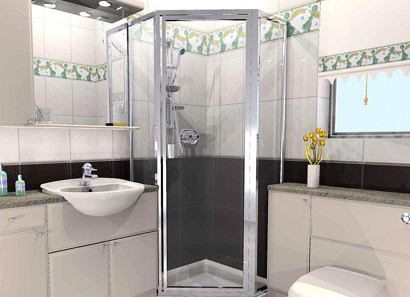 hexicon shower