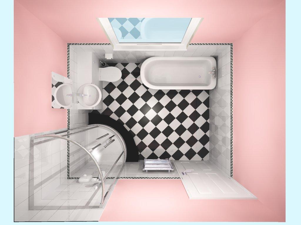 3d bathroom design ideas bathrooms for Small bathroom design help