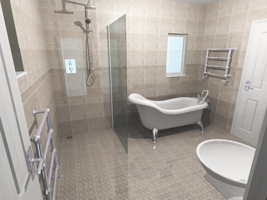Bathroom Tile Ideas Ireland 3d bathroom design ideas - bathrooms-ireland.ie