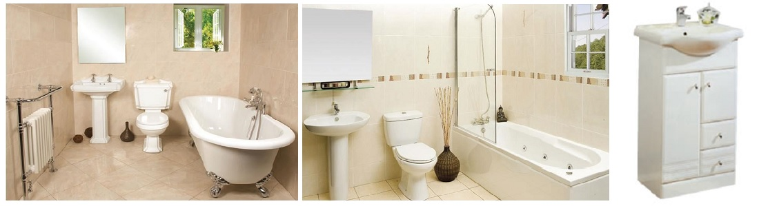 bathroom suites - Bathroom Designs Ireland