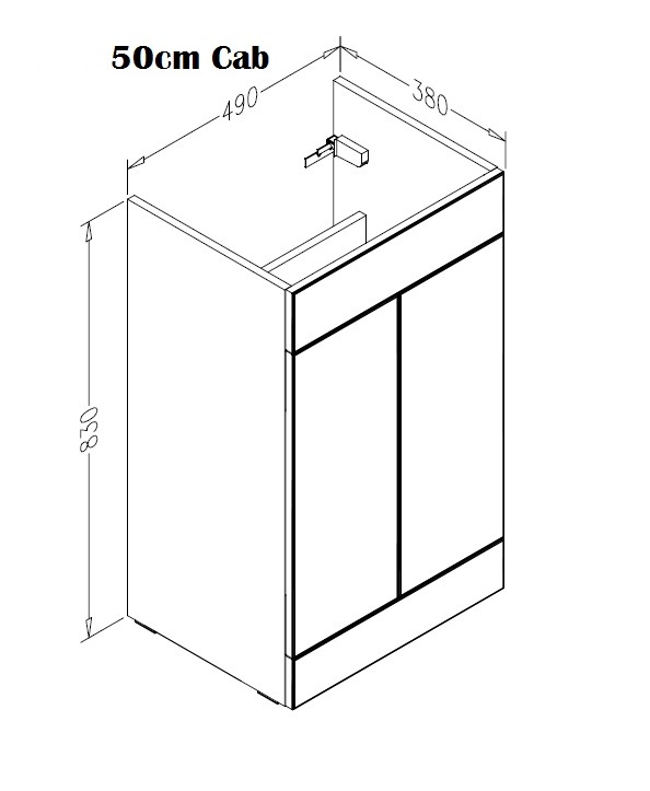 50cm-floor-standing-doors