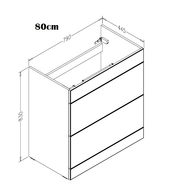 80cm-2-drawer-floor