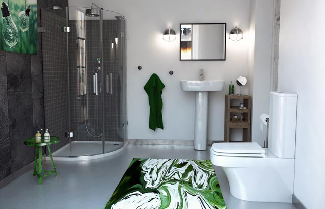 En Suite Bathrooms For Small: Ensuite Design Ideas Ensuite Inspiration Ensuite In Small