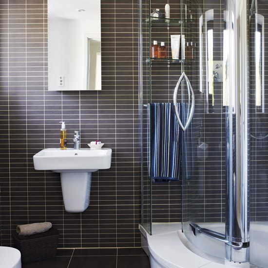 Ensuite design ideas ensuite inspiration ensuite in small for Modern ensuite ideas